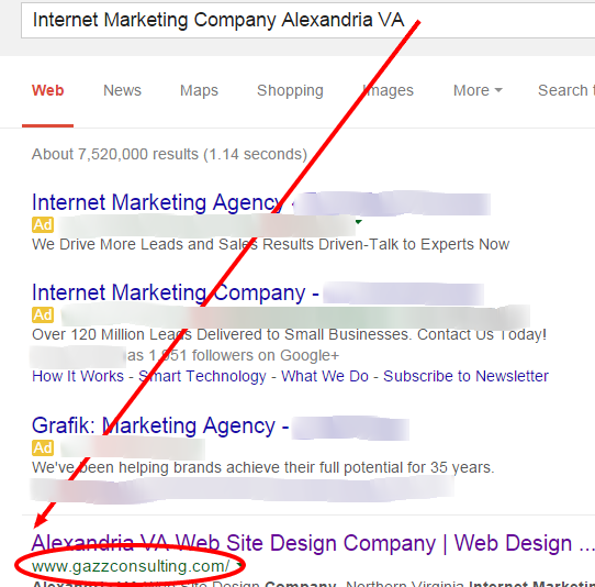 Internet Marketing Company Alexandria VA