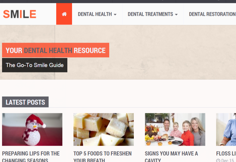 Your Dental Health Resource