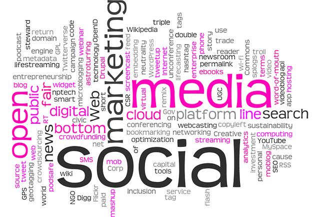 Social Media Mkt - Gazz Consulting